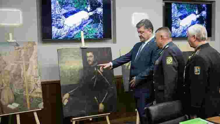 В Одеській області знайшли вкрадені картини італійських майстрів