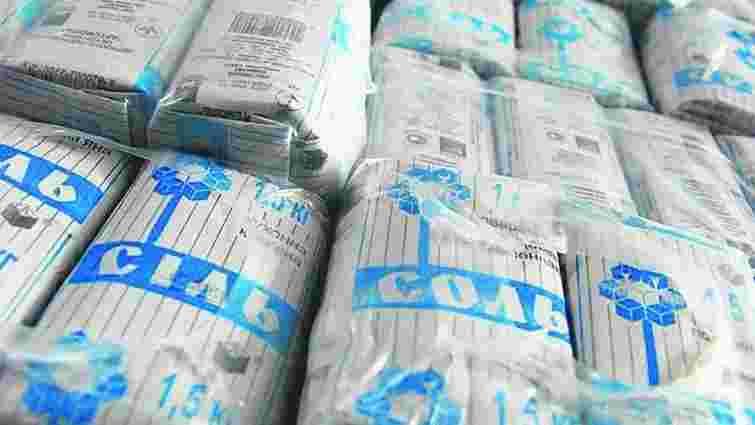 Росія скасувала заборону на імпорт української солі