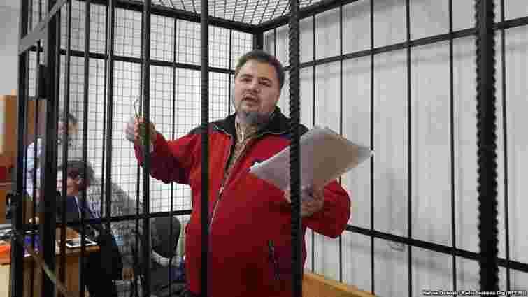Суд засудив Руслана Коцабу до 3,5 років в'язниці