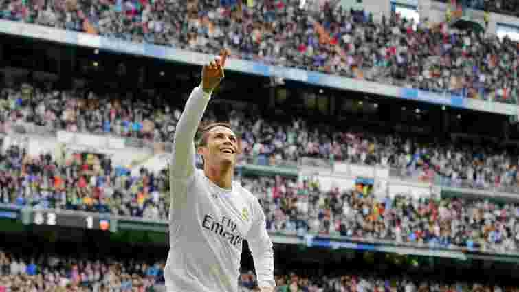 Кріштіану Роналду втретє поспіль став найбільш високооплачуваним футболістом світу