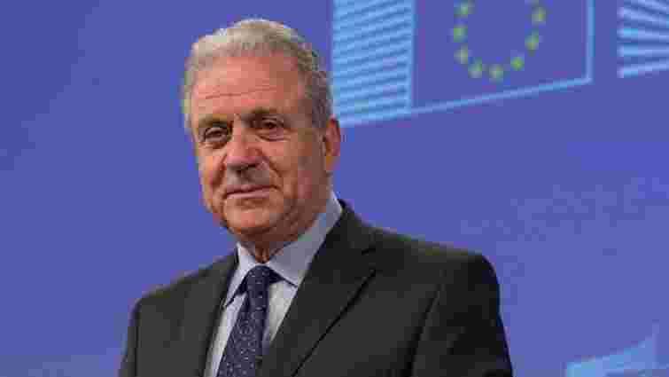 Безвізовий режим не передбачає права на роботу у Євросоюзі, – єврокомісар