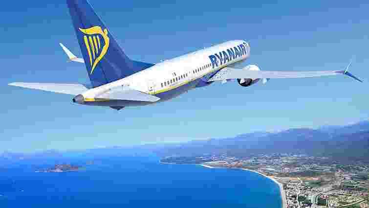 Авіакомпанія «Ryanair» розглядає можливість відкриття рейсів зі Львова