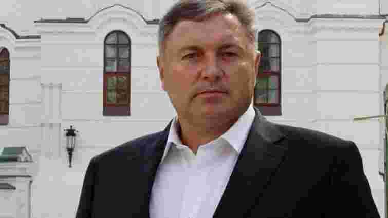 Голова Луганської області підпадає під люстрацію