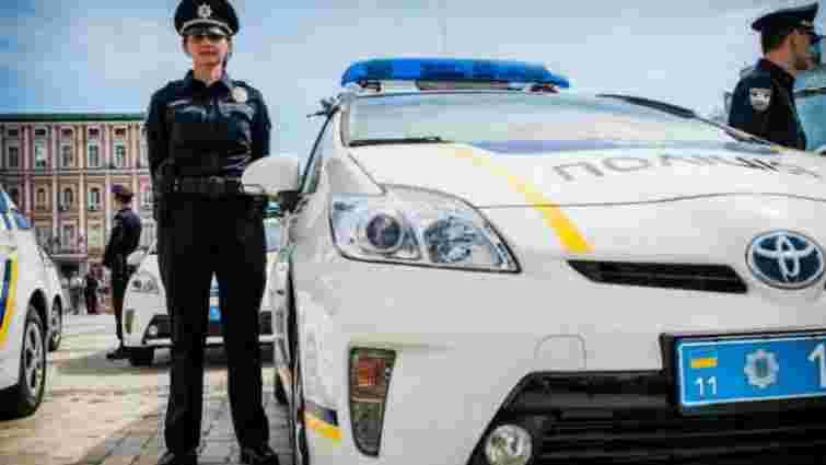 Начальник  патрульної поліції  Харкова та її заступник збили велосипедиста - ЗМІ