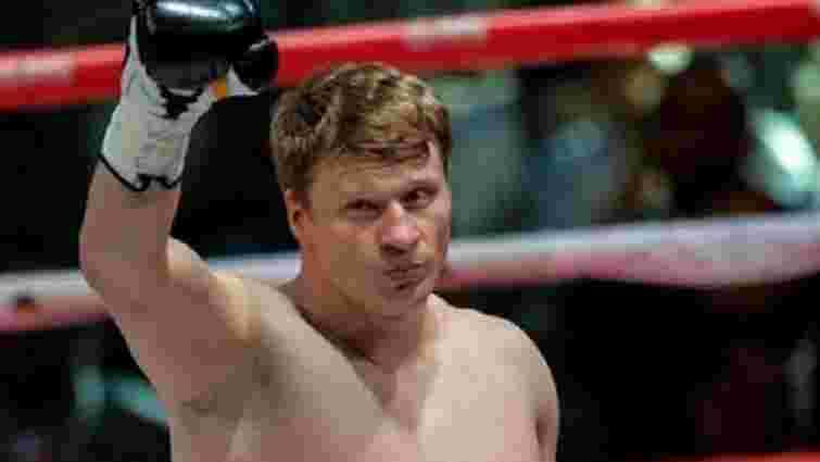 Російського боксера Олександра Повєткіна зловили на допінгу