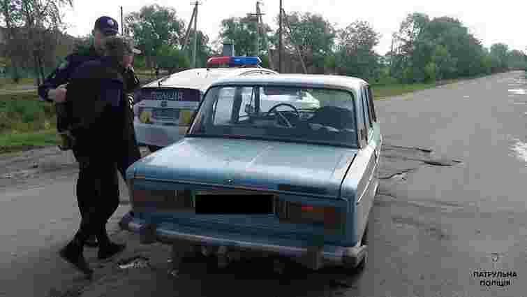 На Львівщині поліцейські  затримали викрадача автомобілів