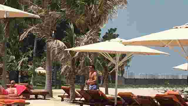 Екс-генппрокурор Віталій Ярема відпочиває в Дубаї і платить $2 тис. за добу в номері