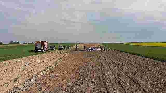 Прикордонники встановили особу пілота дельтаплана, який розбився у Польщі