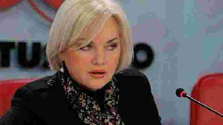 Оксана Білозір склала присягу народного депутата