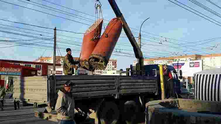 У Росії «репресували» пам'ятник ковбасі, зведений ще у голодних 90-х