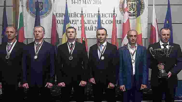 Охоронці Порошенка перемогли у чемпіонаті Європи «Bodyguard-2016»