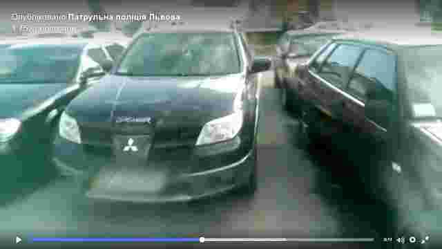 Патрульні затримали п'яного водія за кермом викраденого з автомийки позашляховика