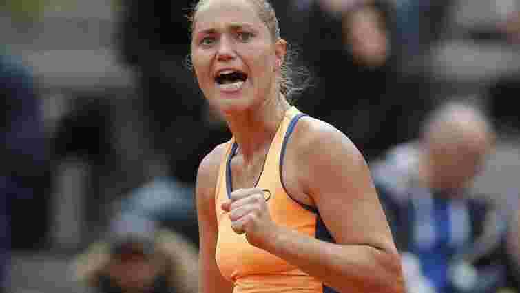 Перемога української тенісистки стала сенсацією другого дня Roland Garros