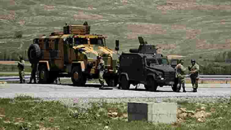 Унаслідок вибуху на сході Туреччини загинули четверо військових
