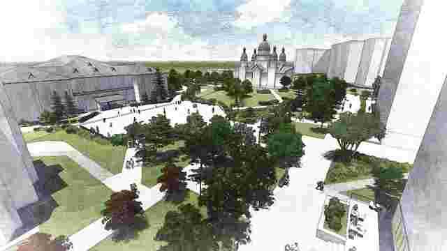На Сихові у Львові облаштують новий громадський простір