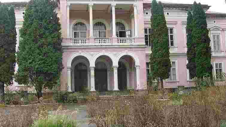 МВС повернуло палац Бадені у власність громади Буська