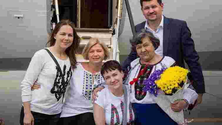 Ірина Геращенко розповіла про спроби Росії пов'язати звільнення Савченко з послабленням санкцій