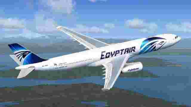У Середземному морі зафіксували сигнал аварійного радіомаяка зниклого літака EgyptAir