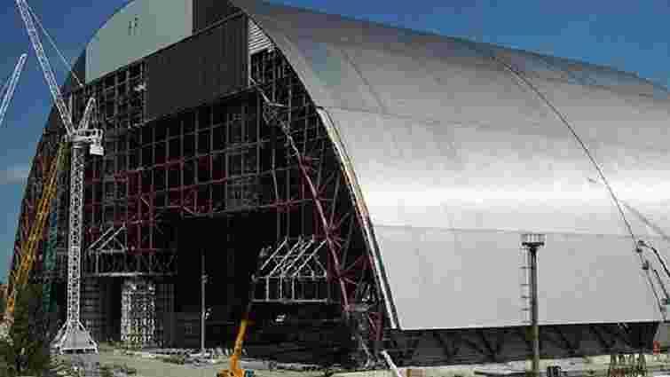 Арка над четвертим енергоблоком Чорнобильської АЕС з'явиться за півроку, – міністр екології