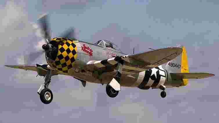 У Нью-Йорку впав літак часів Другої світової війни