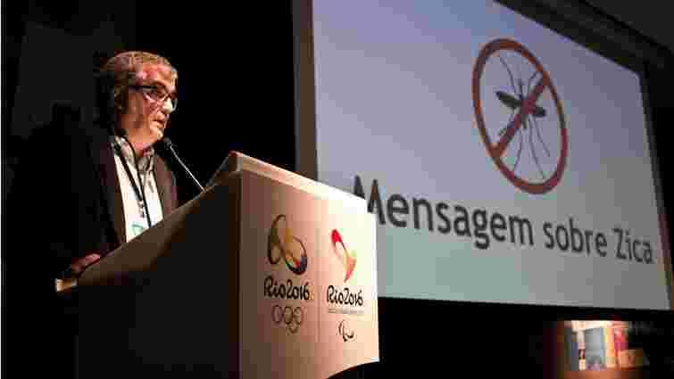 Медики закликали перенести проведення Олімпіади-2016 через вірус Зіка