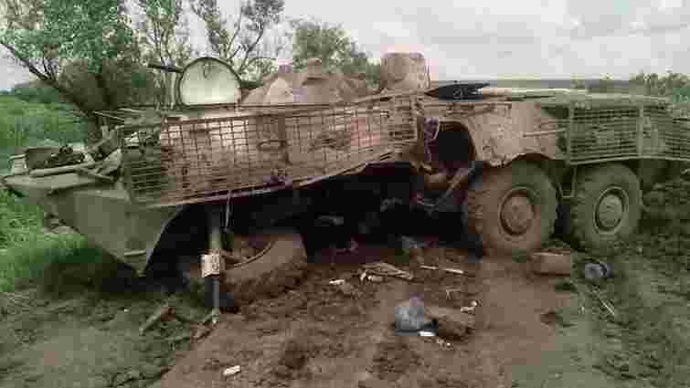У зоні АТО загинув командир батальйону 72-ї бригади