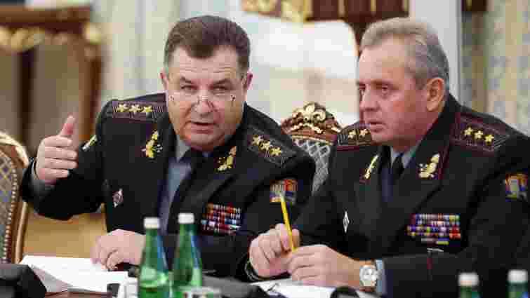 Начальник Генштабу розповів, як створюють українські Сили спеціальних операцій