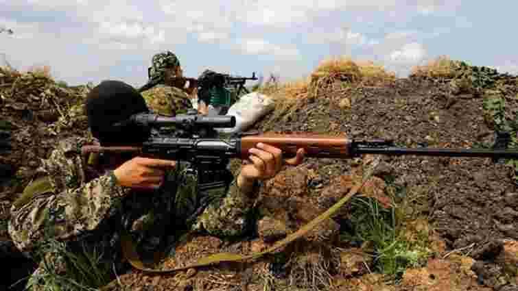 Розвідка оприлюднила імена та адреси російських офіцерів, які готують снайперів в «ДНР» і «ЛНР»
