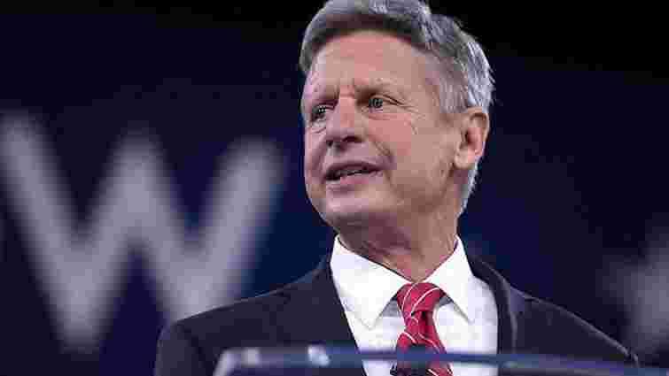 Лібертаріанська партія США висунула кандидата в президенти