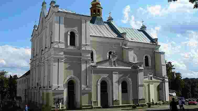 У Дрогобичі обікрали кафедральний собор УГКЦ