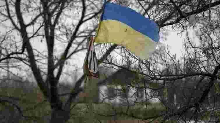 За минулу добу Україна втратила трьох воїнів у зоні АТО