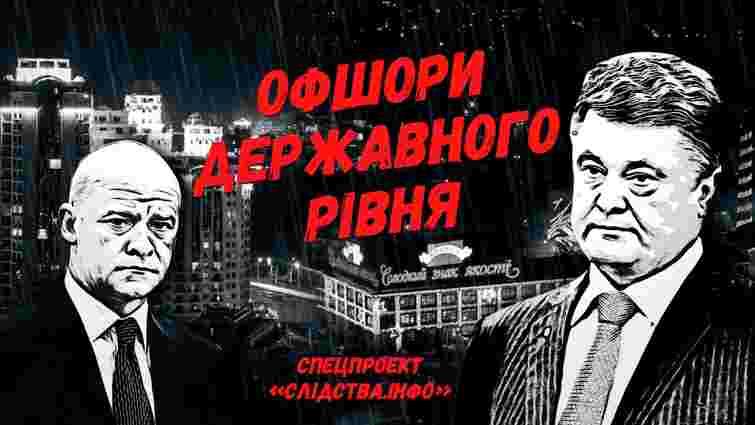 Справи про «офшори президента» не мають ніяких перспектив - Холодницький