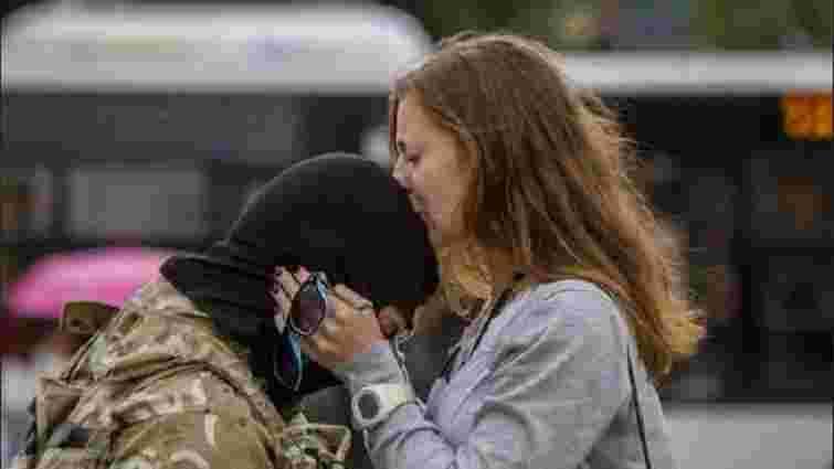 Рада звільнила від мобілізації родичів загиблих в АТО на Донбасі