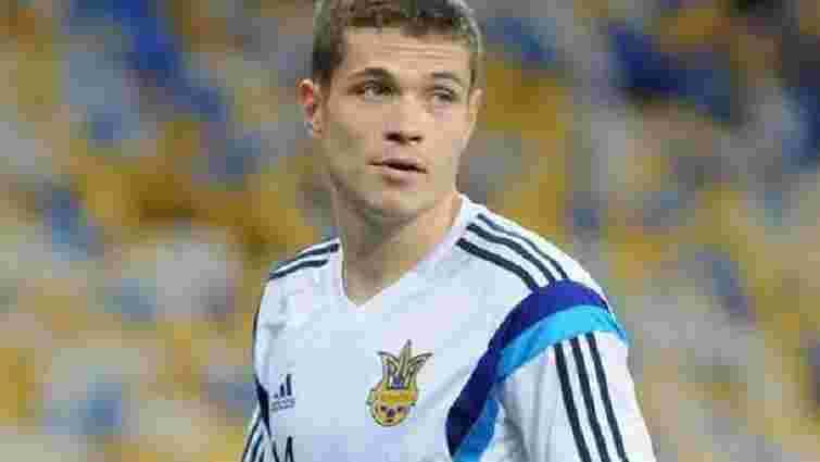«Динамо» підписало контракт зі ще одним українським футболістом