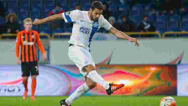 Двоє футболістів «Дніпра» перейшли у грецький ПАОК