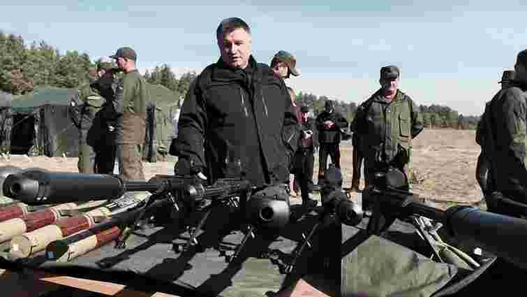 Аваков пояснив, чому вільний обіг зброї не вирівняє у правах всіх українців