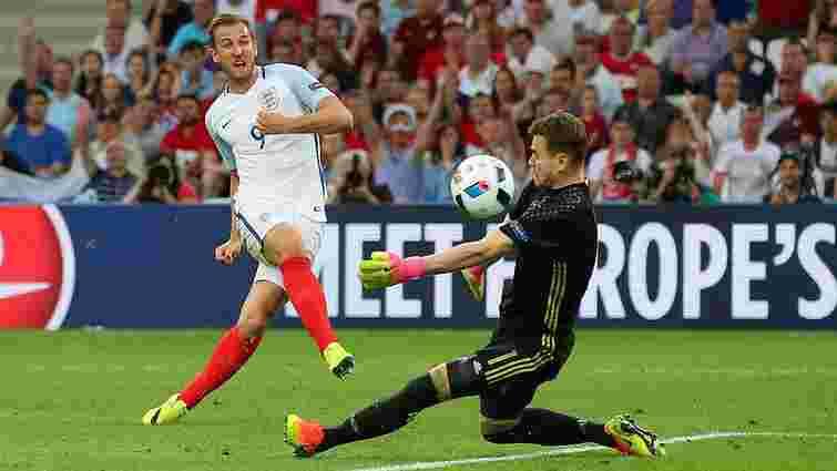 Збірна Англії не втримала перемогу у матчі з Росією на Євро-2016