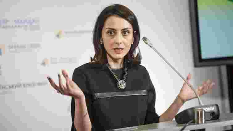 Хатія Деканоідзе оцінила потреби нацполіції у $200 млн