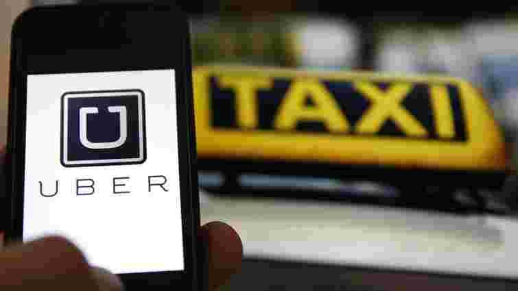 В Києві почала працювати служба таксі Uber