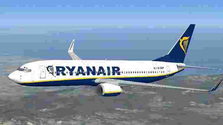 Ryanair не підтвердила заяву українського міністра про початок роботи у Львові