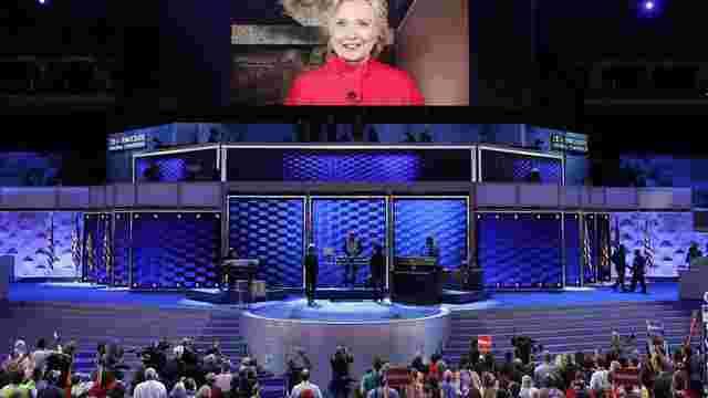 Гілларі Клінтон стала першою жінкою-кандидатом у президенти в історії США