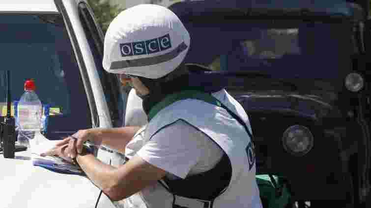 ОБСЄ вимагає у бойовиків повного доступу на окуповані території Донбасу