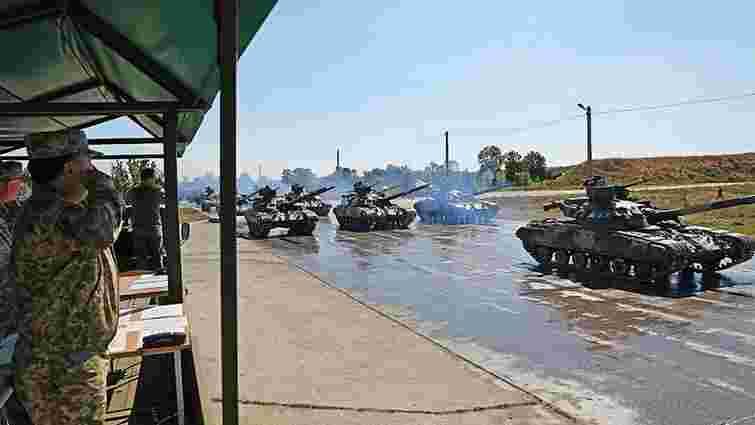 Міноборони показало, як відбувається підготовка військового параду до Дня Незалежності