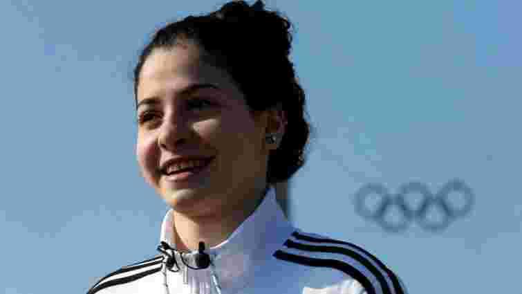 Плавчиня олімпійської збірної біженців перемогла на 100-метрівці батерфляєм