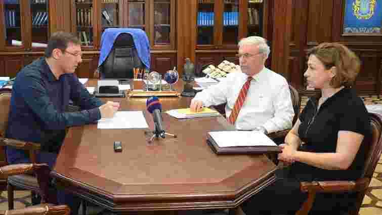 Юрій Луценко сформував комісію з відбору членів Генеральної інспекції ГПУ