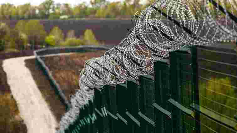 Прикордонники розповіли, коли закінчать будувати «Стіну» на кордоні з Росією