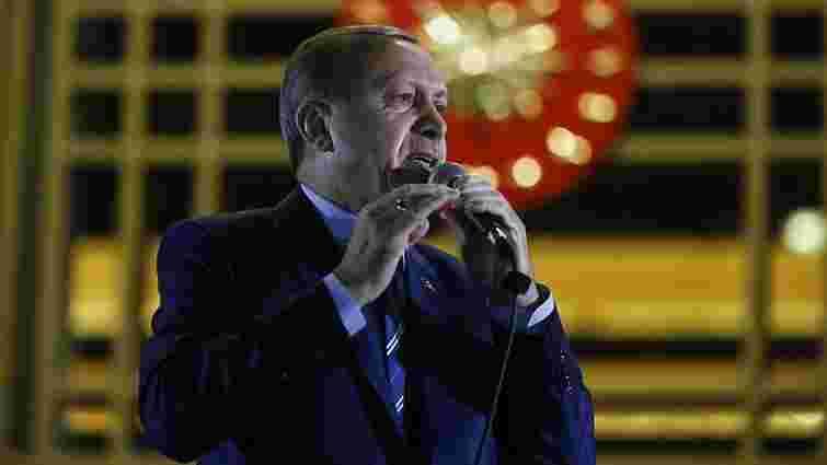 Ердоган закликав США визначитися, кого вони підтримують: Гюлена чи Туреччину