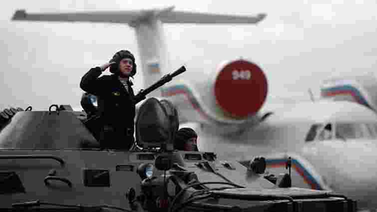Росія планує розгорнути у Сирії повноцінну військову базу