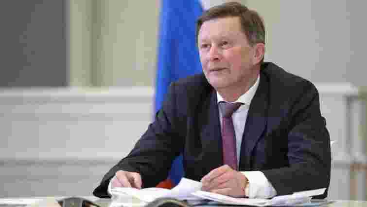 Володимир Путін звільнив шефа своєї адміністрації