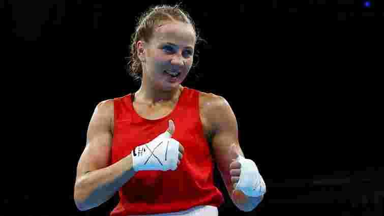 Перша українська жінка-боксер на Олімпійських іграх стартувала із перемоги в Ріо